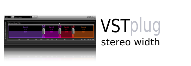 VSTplug stereo width