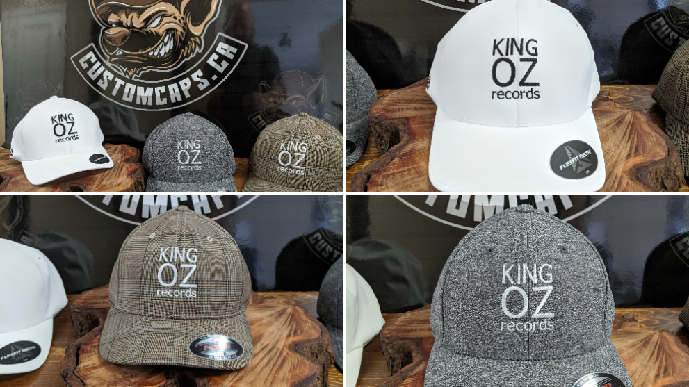 Photo Follow Up – New Custom Hats