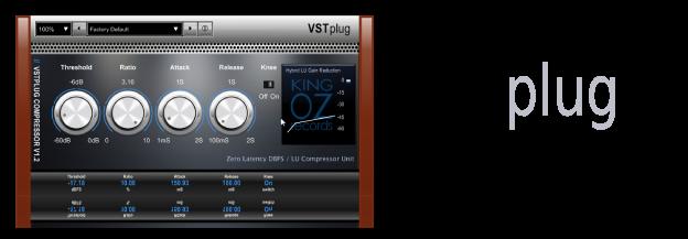 King OZ: VSTplug compressor