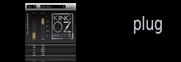 King OZ: VSTplug peak soft 79