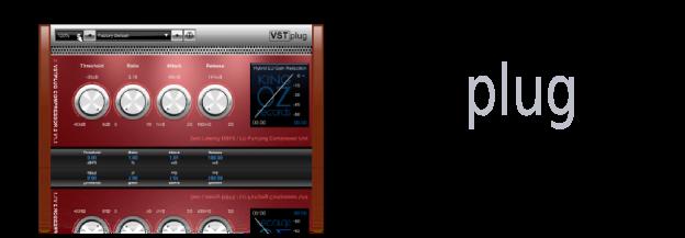 King OZ: VSTplug compressor2
