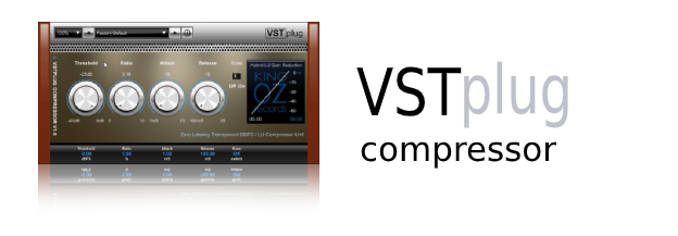 VSTplug compressor